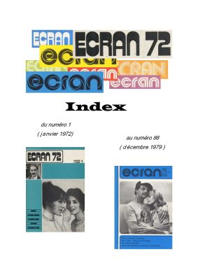 index écran